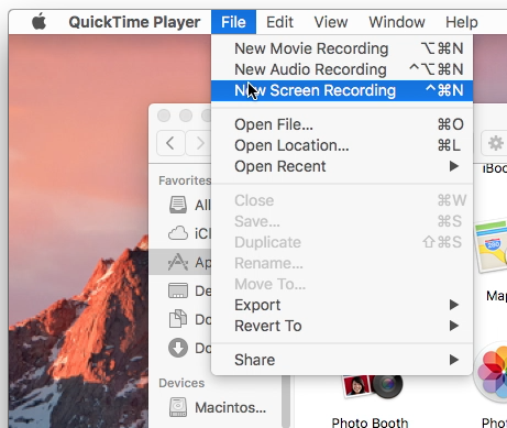 Solutions to Record Screen on Mac with Audio