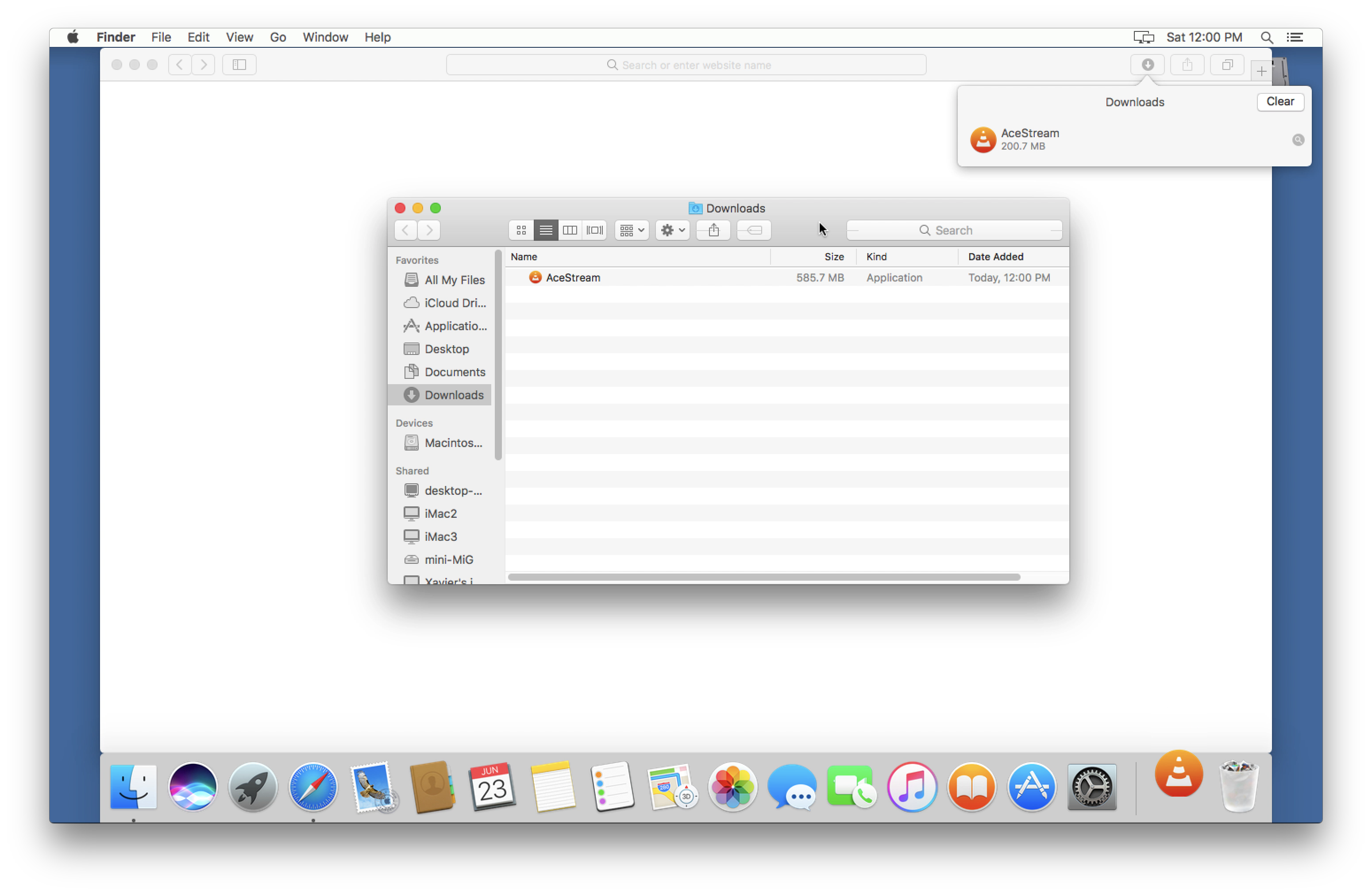 Download Acestream for Mac